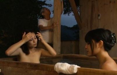 Japanese av model. Japanese AV Model and babe are naked and